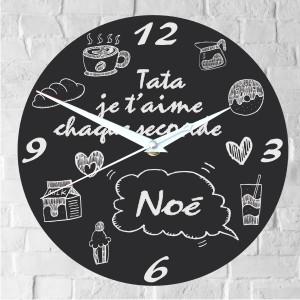 Horloge Personnalisée Mod G