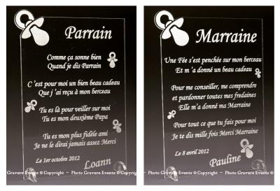 Poème Parrain Marraine Mod Tototte