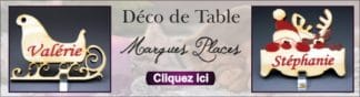 Marque Place ♦ Noël