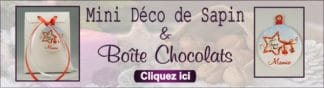 Boite de Chocolats - Mini Boule