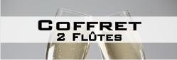 Coffret 2 flûtes